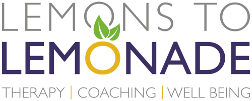 Lemons to Lemonade | Therapy | Coaching | Well Being